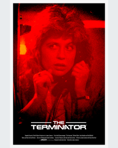Terminator Sarah Connor Tech Noir
