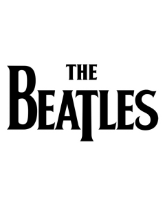 Pegatina The Beatles Logo