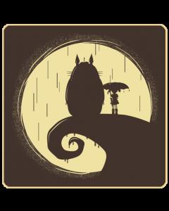 Pegatina Mi Vecino Totoro