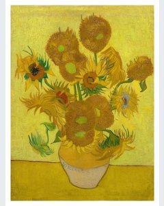 Van Gogh los Girasoles