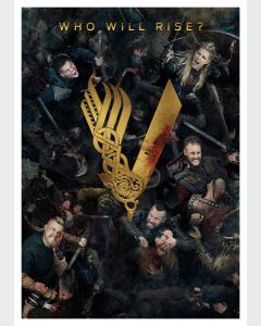 Vikingos Protagonistas