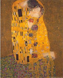 Gustav Klimt el Beso Gran Formato