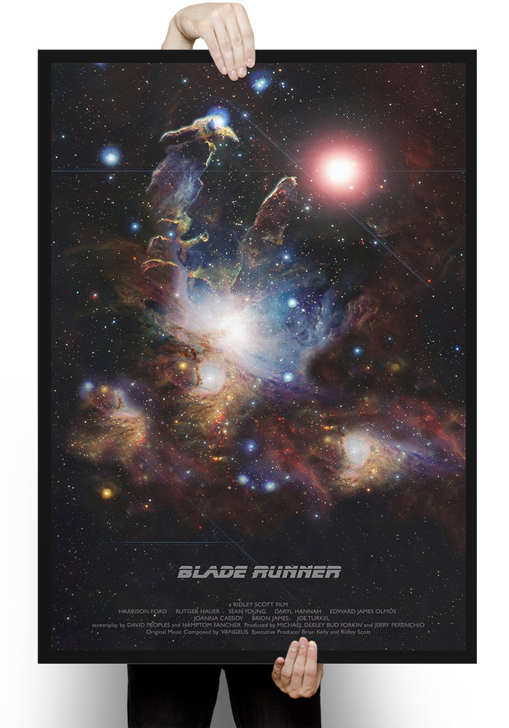 blade runner póster del mes